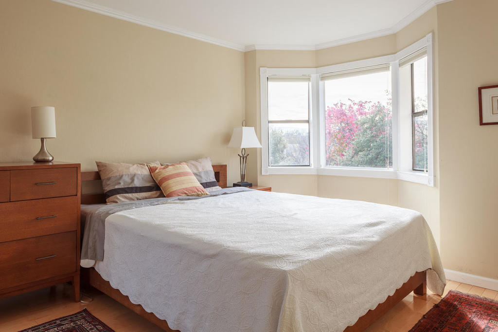 Second Bedroom at Ramona Townhouse