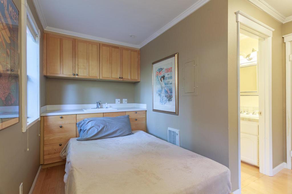 Third Bedroom at Ramona Townhouse