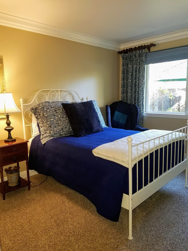 Second Bedroom at Hawthorne Townhouse