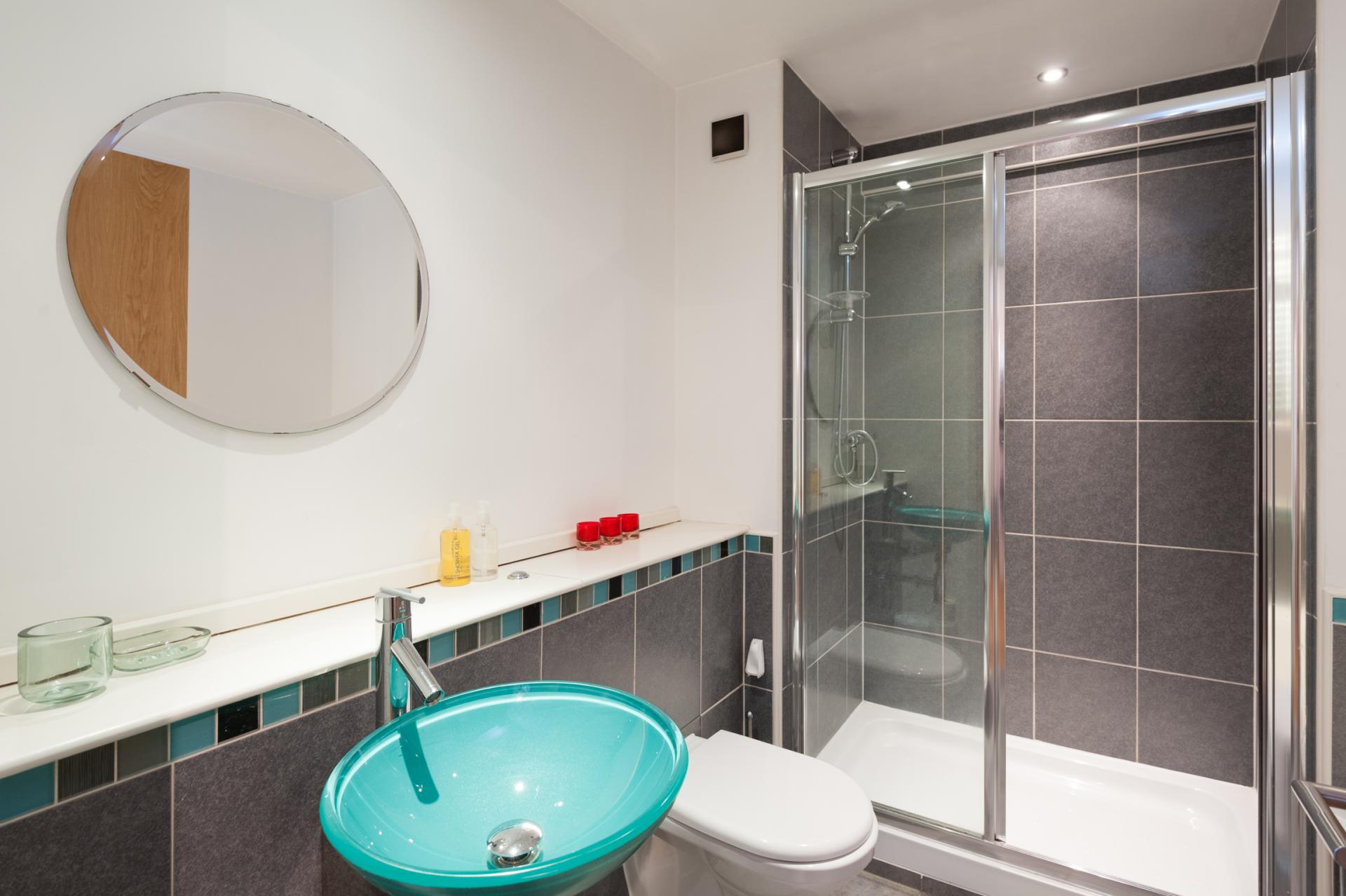 Sink at Metropole Apartment