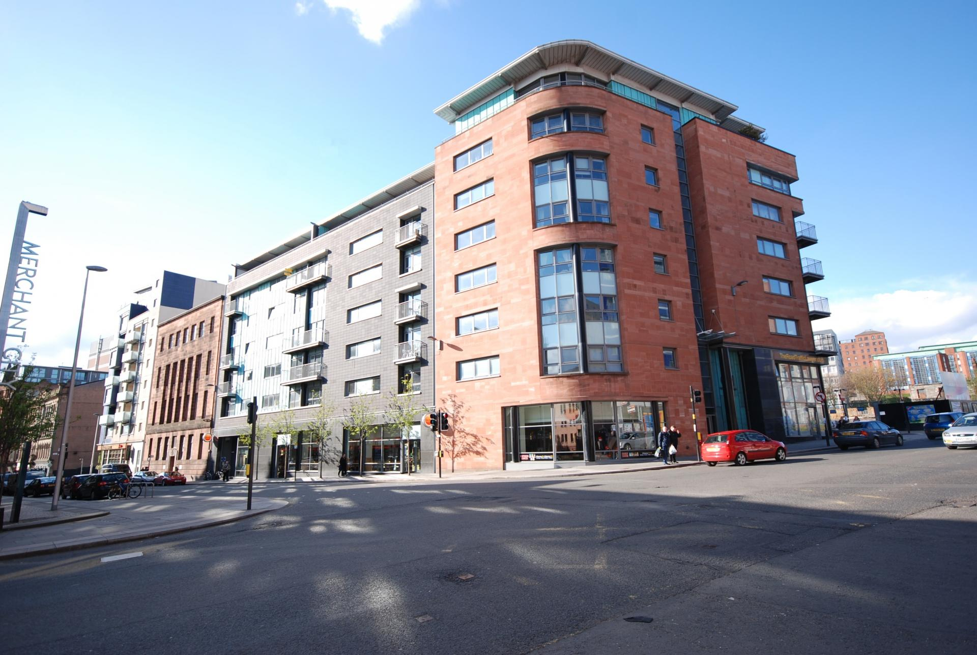 Building at Barony High Apartment