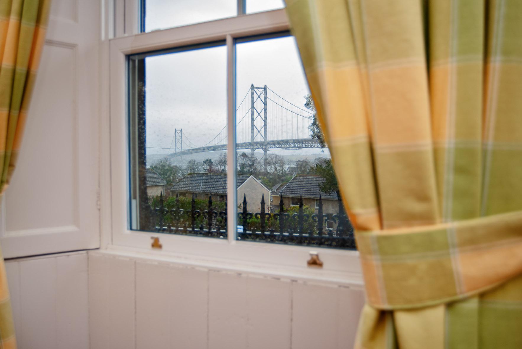 Window at The Lodge, Crossgates, Dunfermline