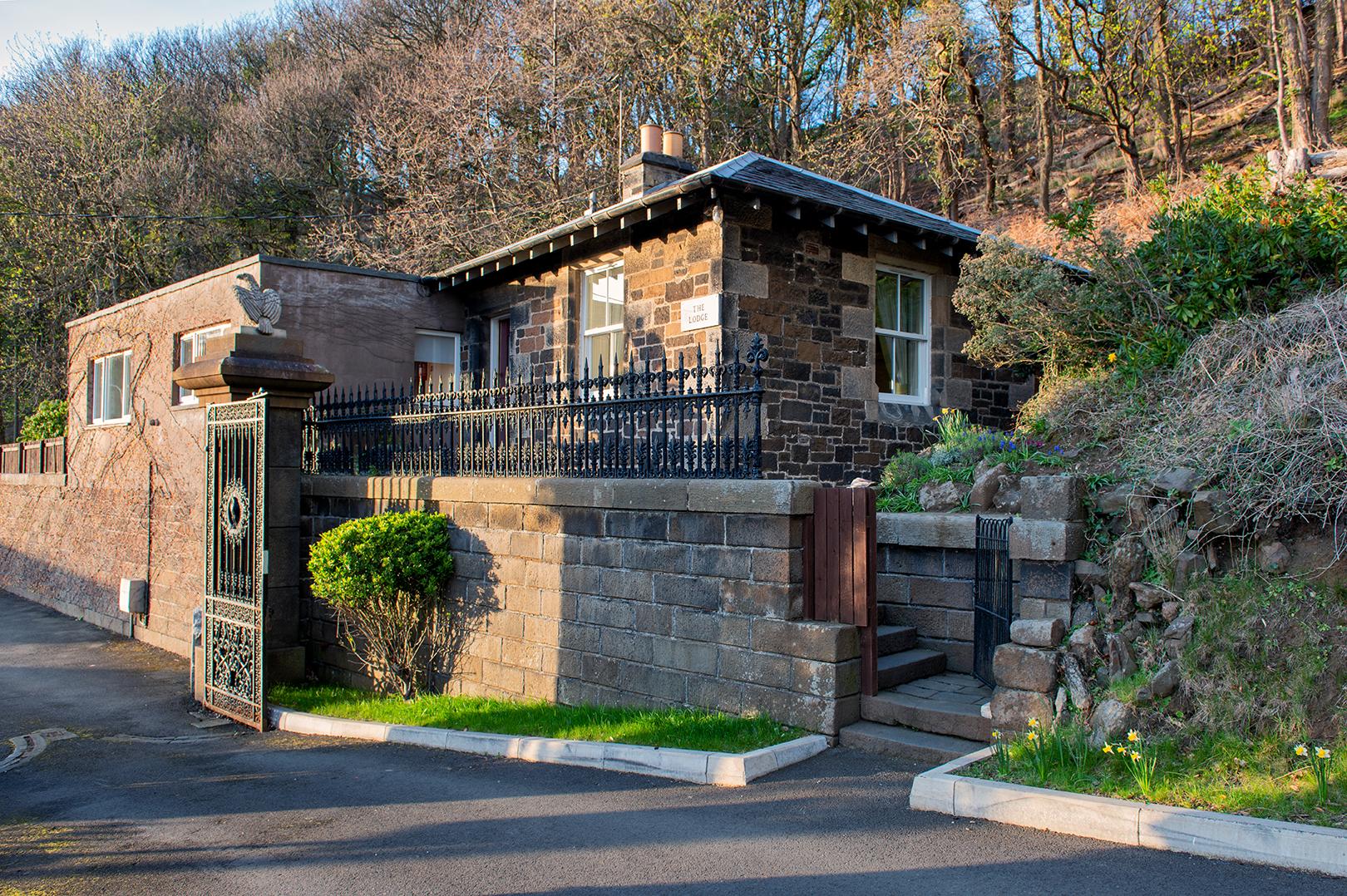 Lodge at The Lodge, Crossgates, Dunfermline