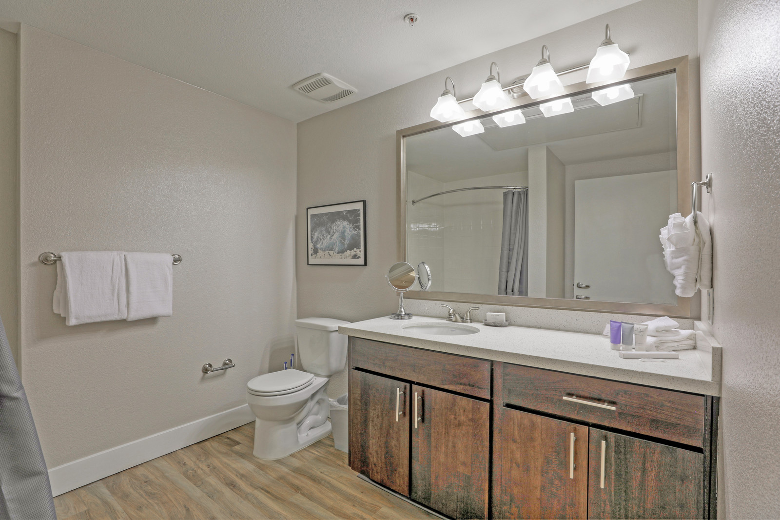 Bathroom at The Village Residences