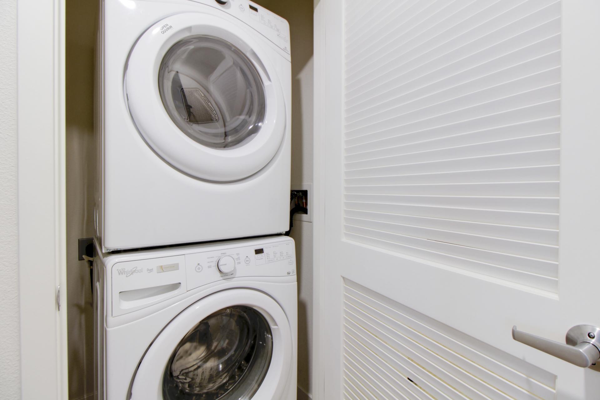 Laundry at Park20 Apartments