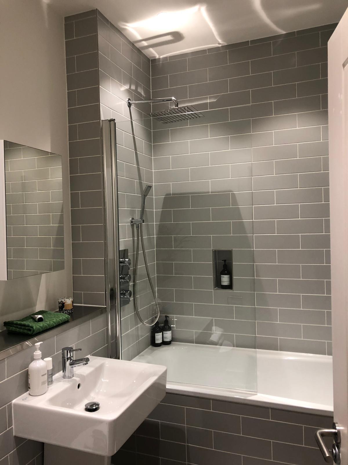 Bathroom at Shoreditch Apartments