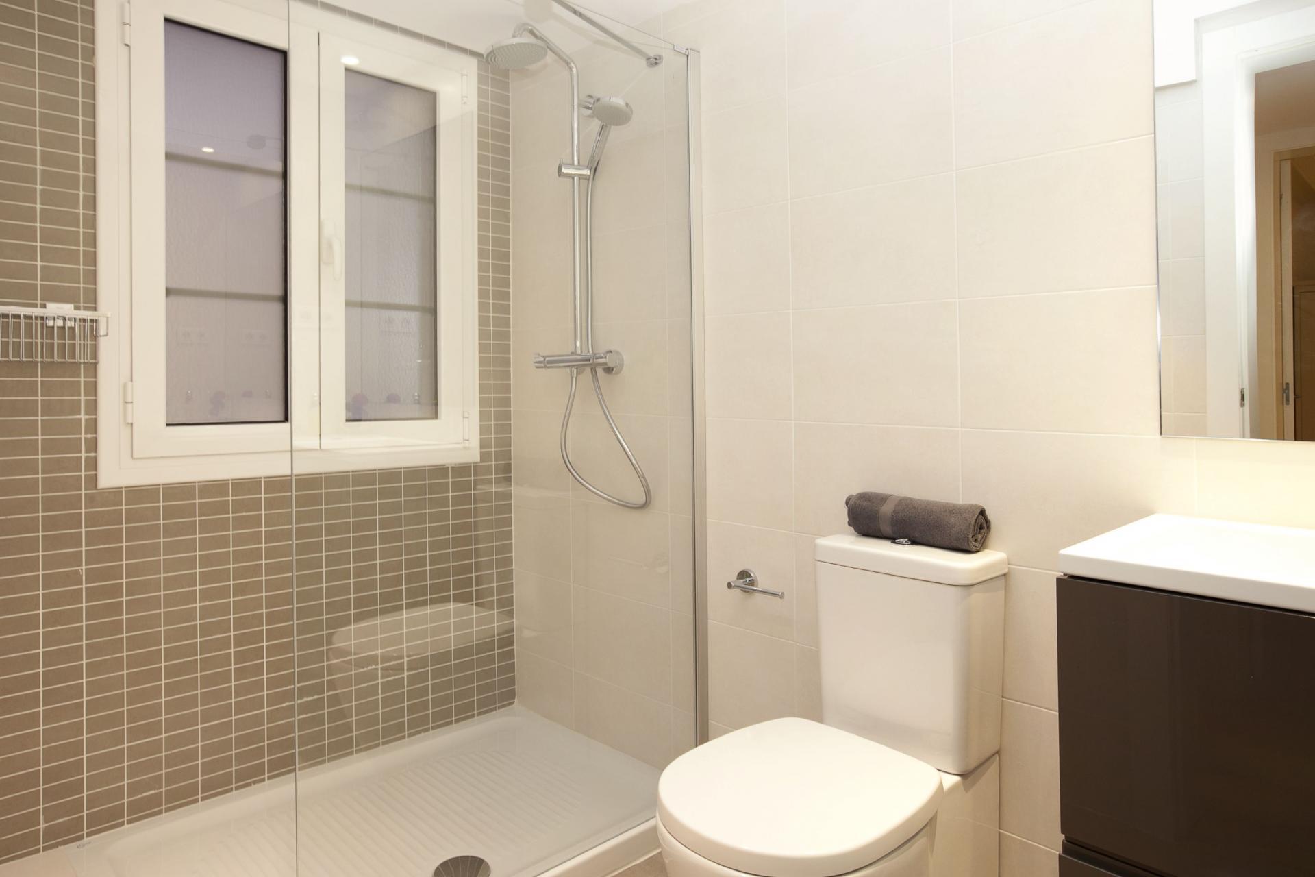 Bathroom at Cozy Isabella Apartment