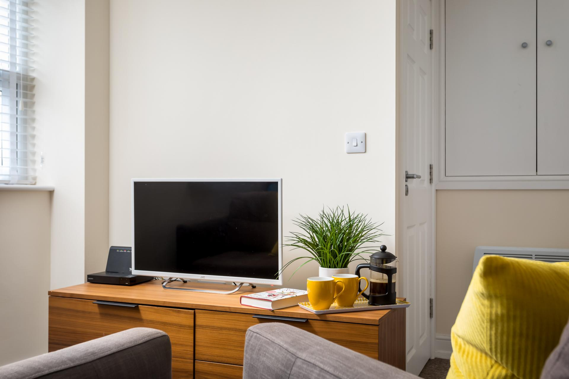 Lounge at High Street Serviced Apartment