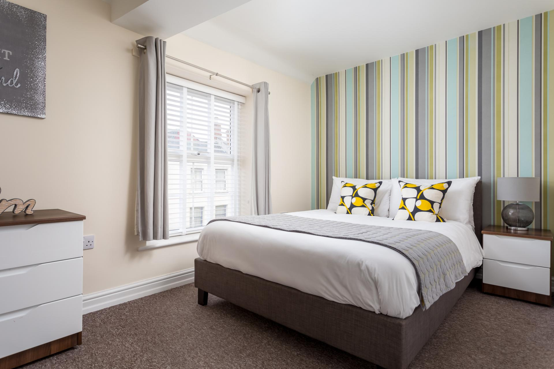 Bedroom 1 at High Street Serviced Apartment