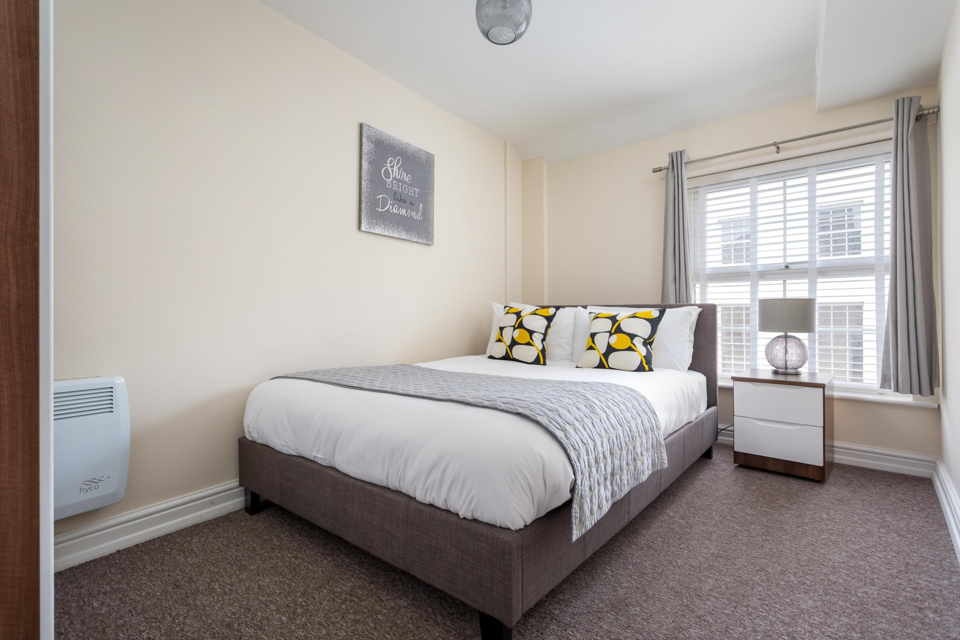 Bedroom 2 at High Street Serviced Apartment