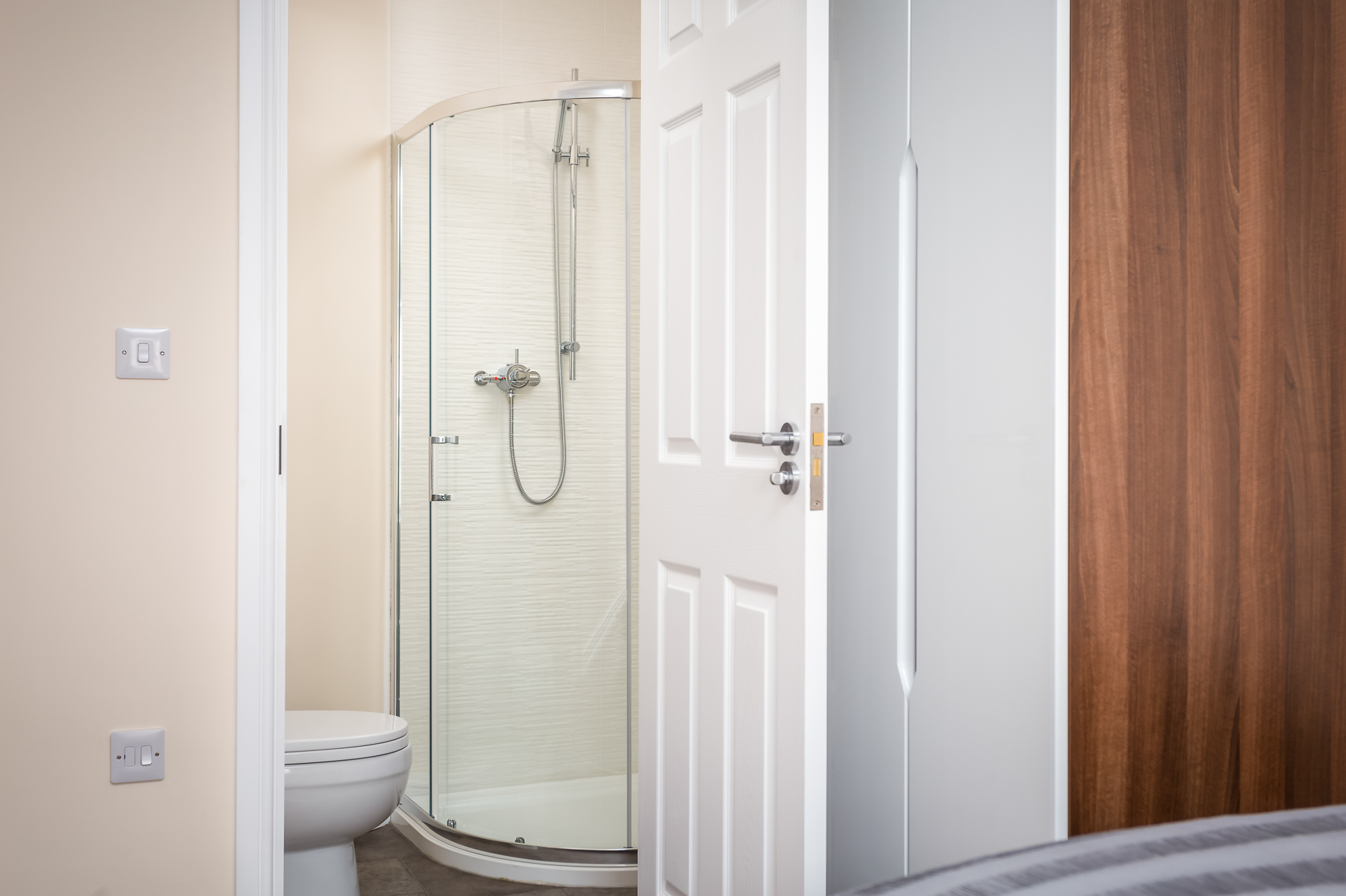 En suite at High Street Serviced Apartment