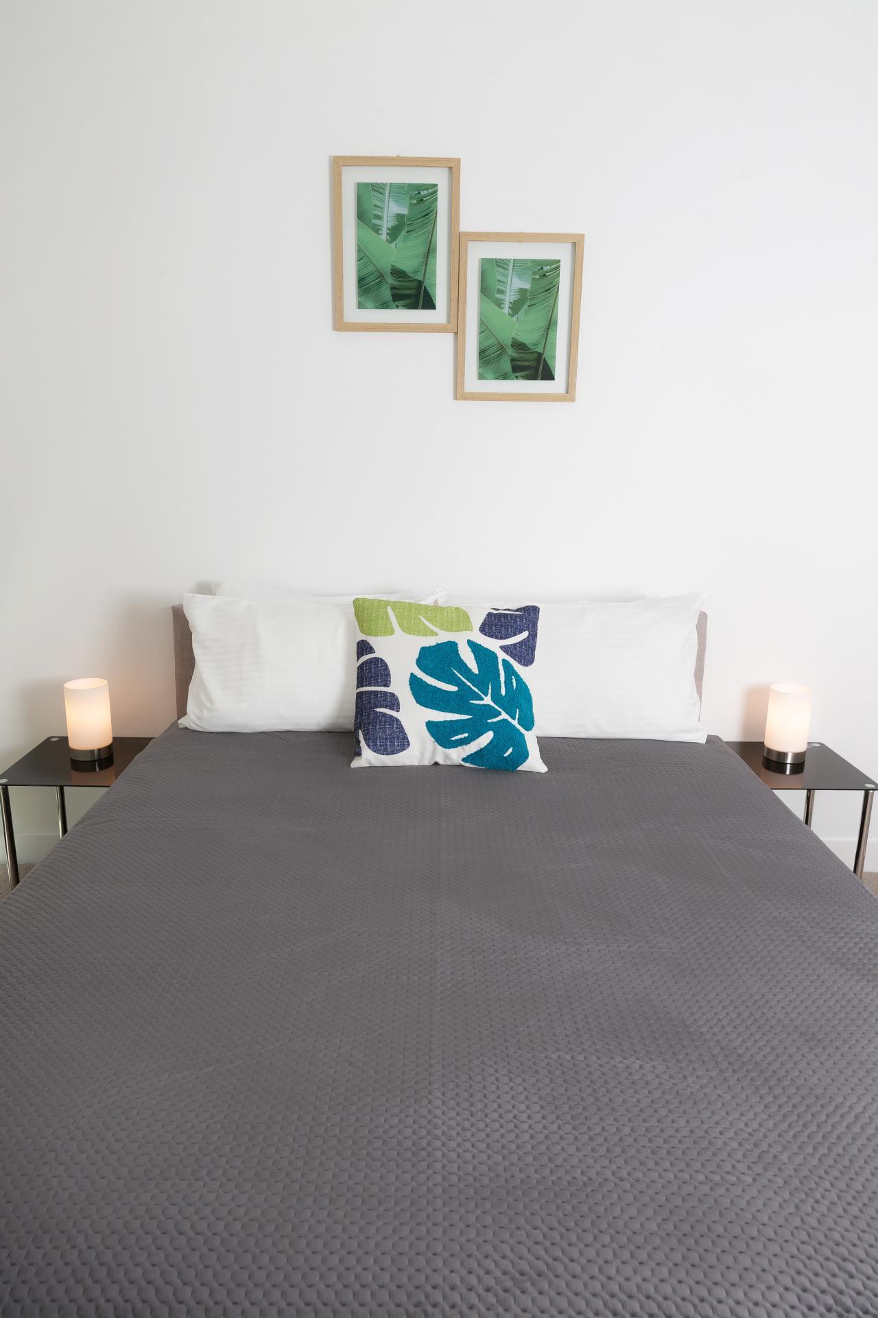 Bedroom at Doepel Way Apartments