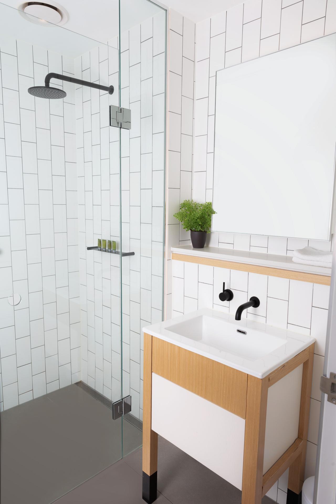 Bathroom at Doepel Way Apartments