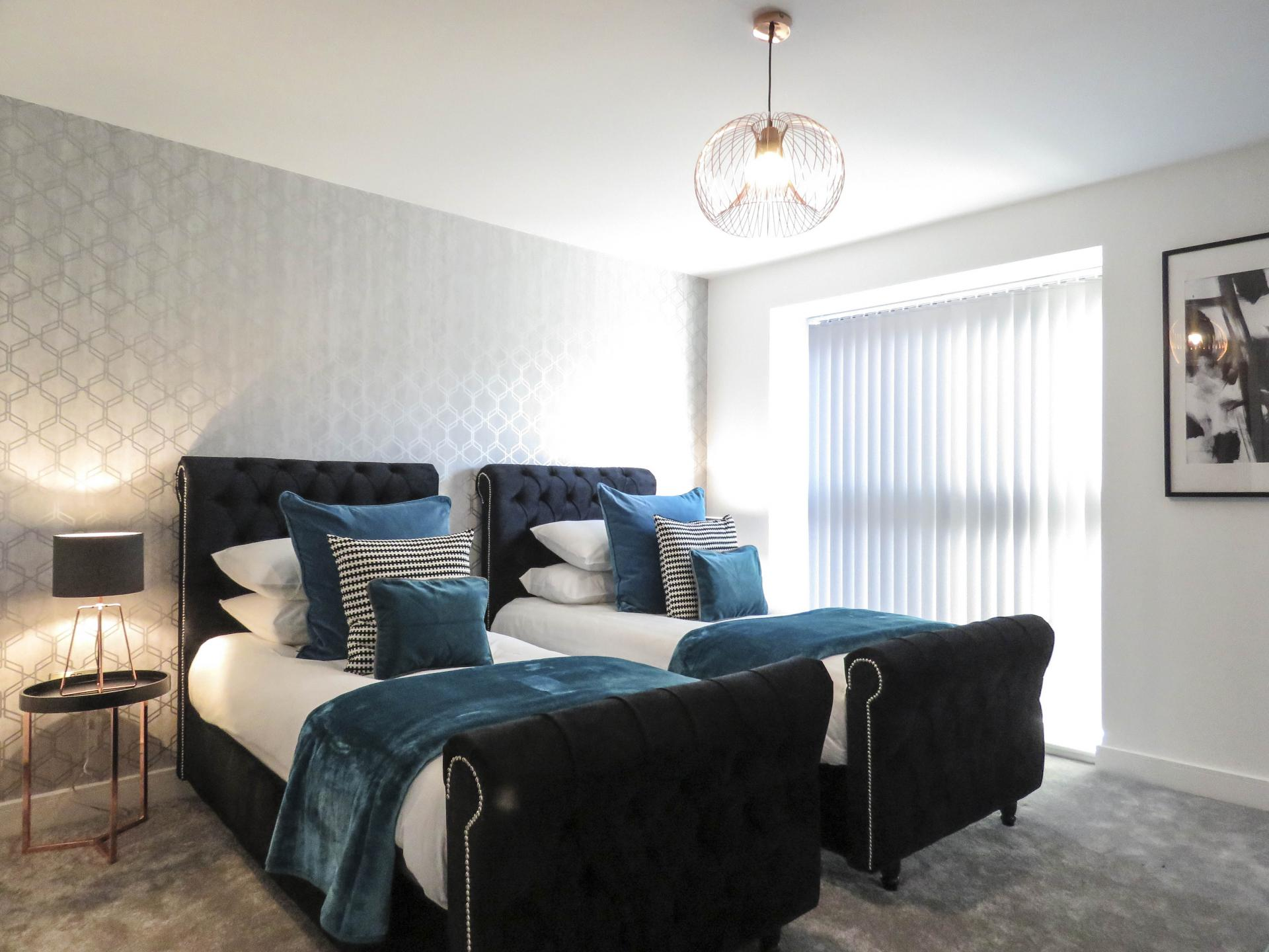 twin at Kettleworks Serviced Apartments