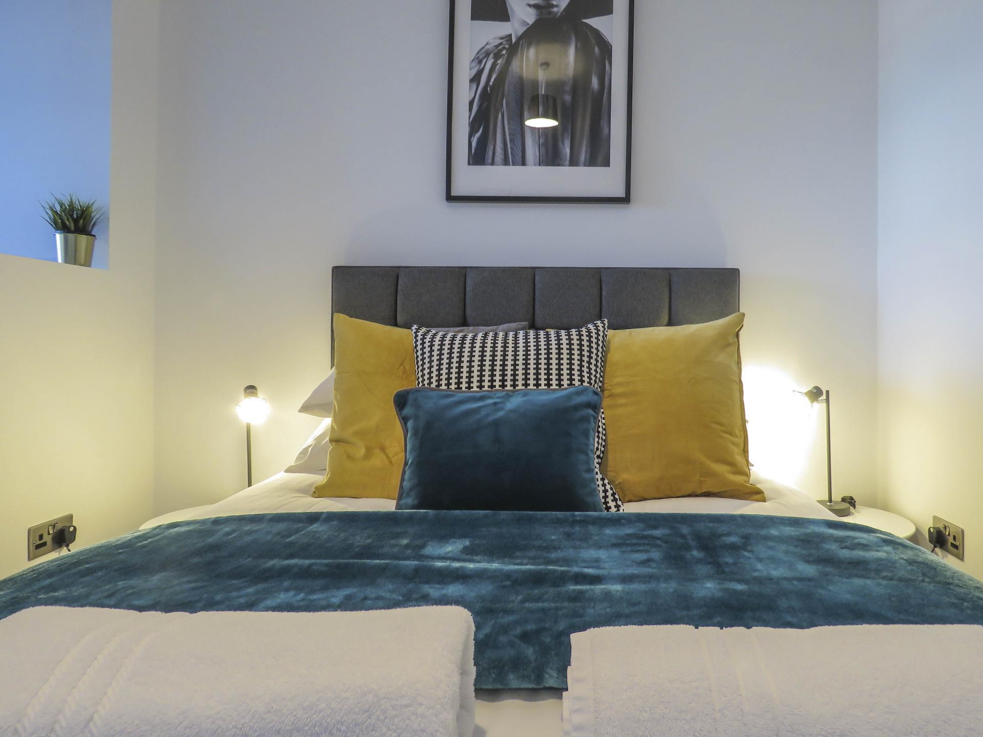 Blue at Kettleworks Serviced Apartments