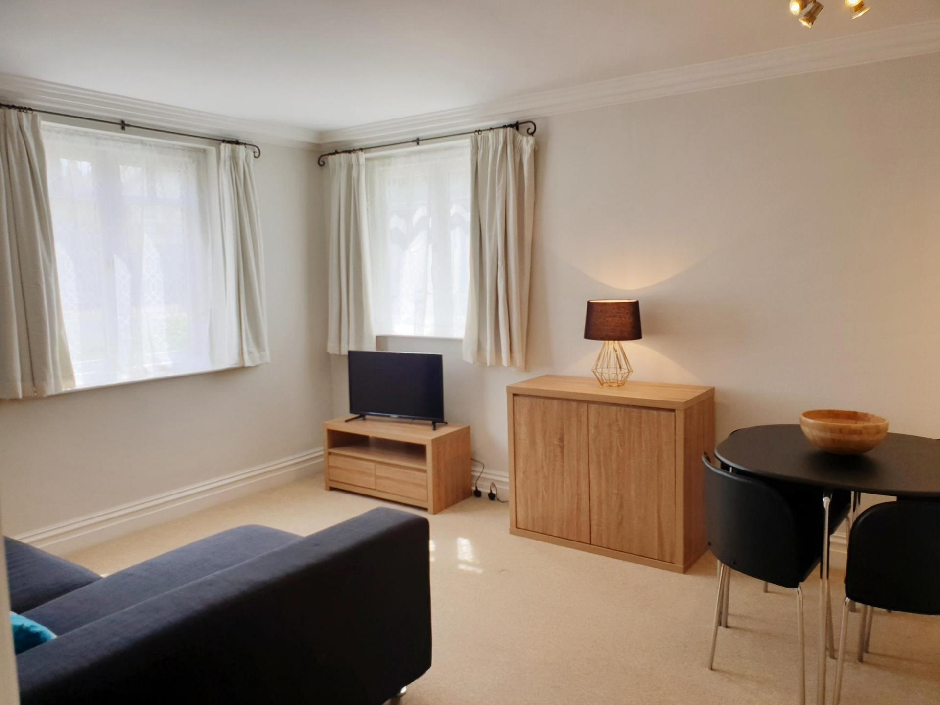Dining table at Kean House Serviced Apartment