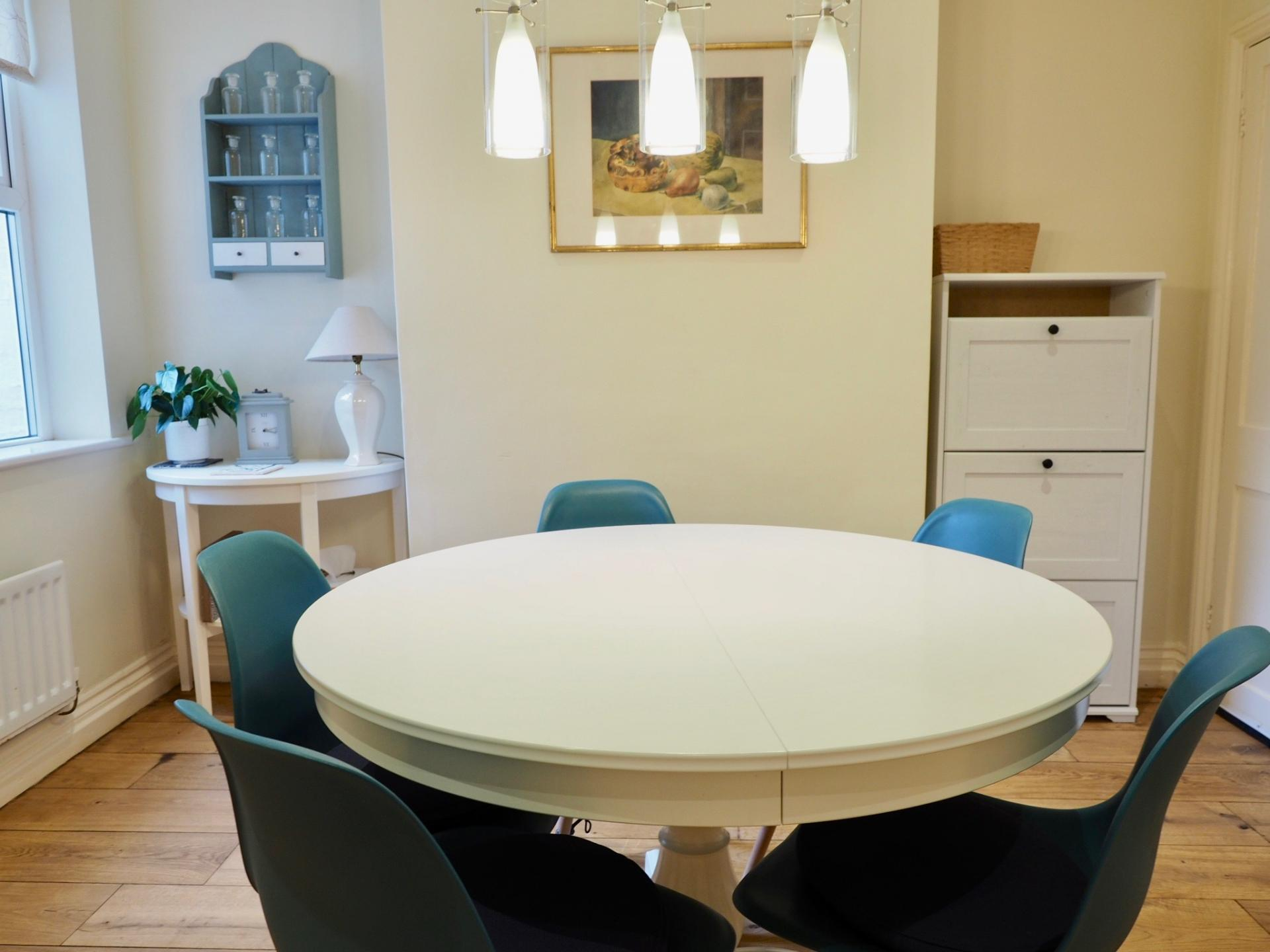 Table at Gordon Street House, Centre, Leamington Spa