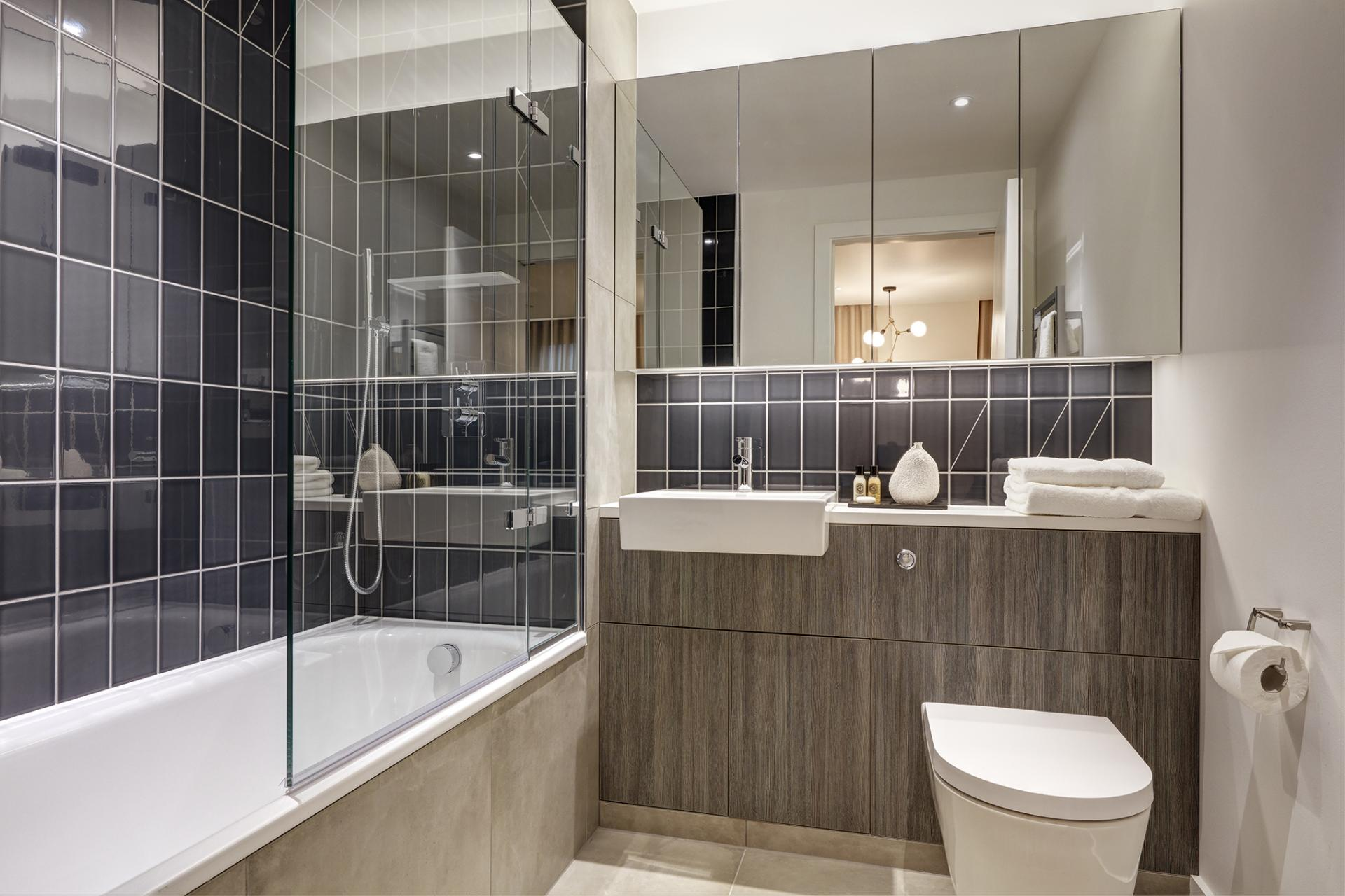 WC at STAY Camden Serviced Apartments, Camden, London