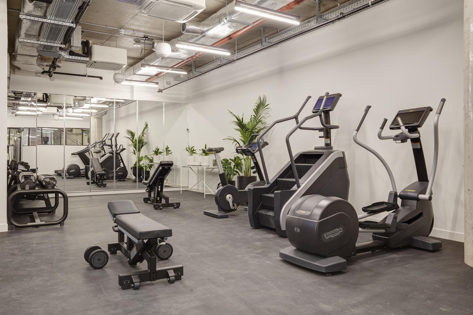 Gym at STAY Camden Serviced Apartments, Camden, London