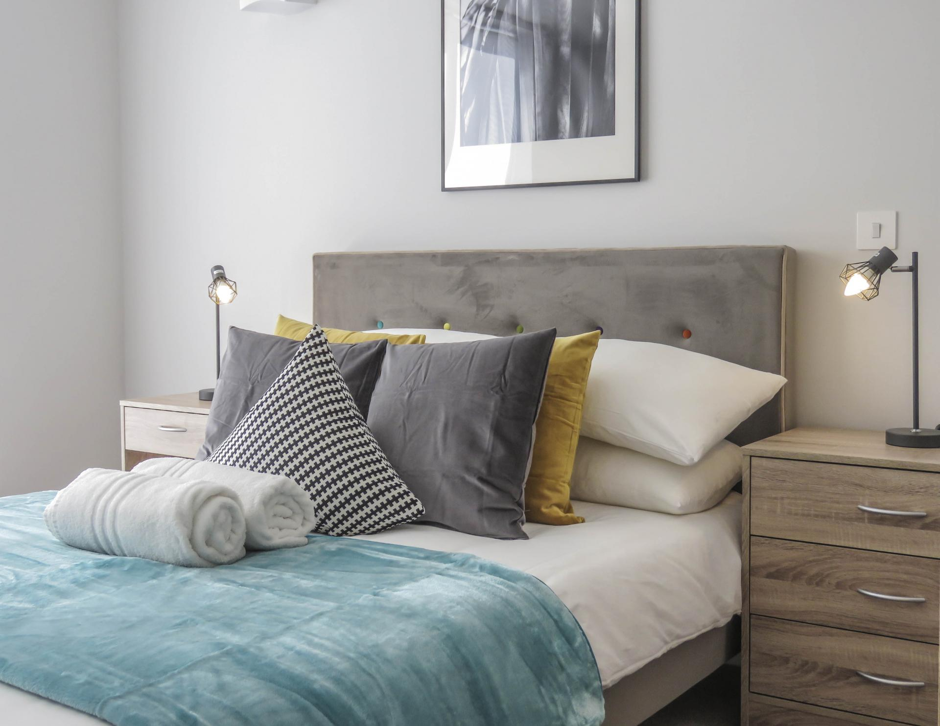 Pillow at Jewellery Quarter Serviced Apartments