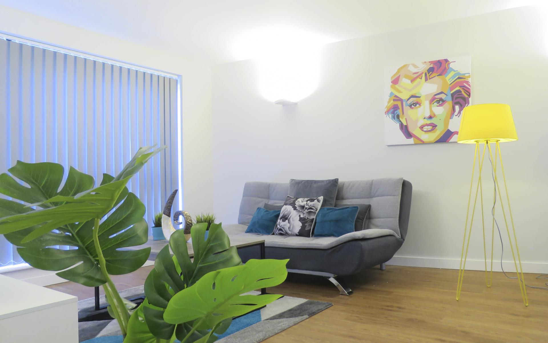 Plant at Jewellery Quarter Serviced Apartments