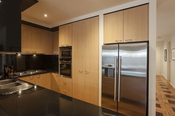 Kitchen at Elwood Hideaway Apartment