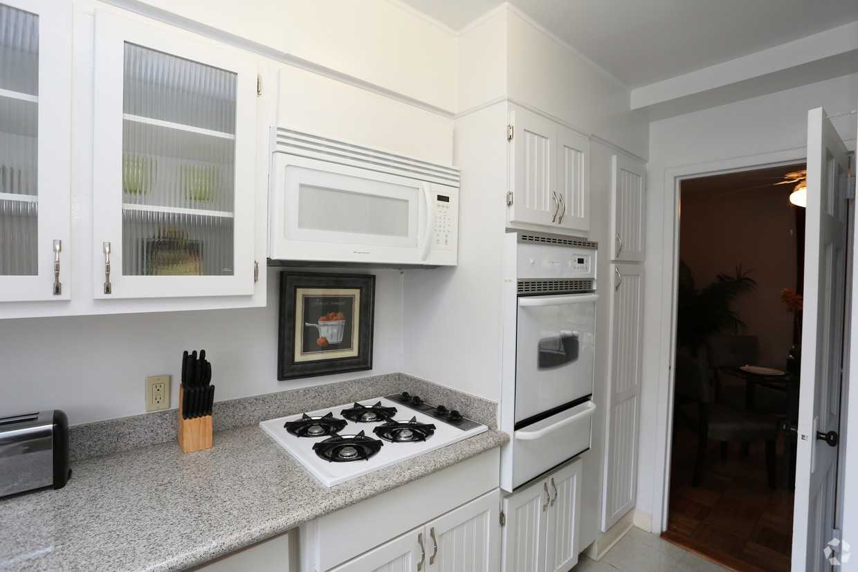 Kitchen at Park La Brea Apartment