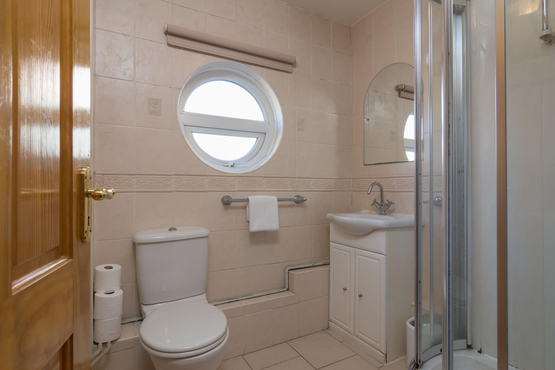 Bathroom at Ashburne Place Apartment