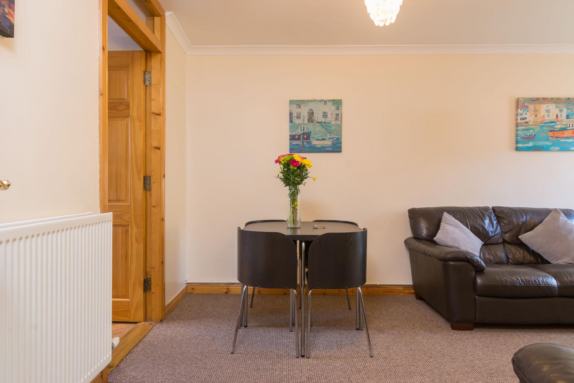 Open-plan at Ashburne Place Apartment