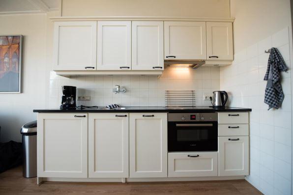 Kitchen facilitites at Best Western Hotel Groningen Centre