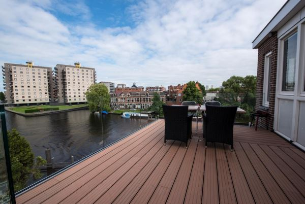 Balcony at Best Western Hotel Groningen Centre
