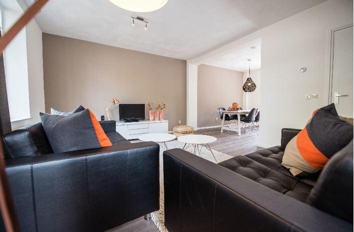Living room at Best Western Hotel Groningen Centre