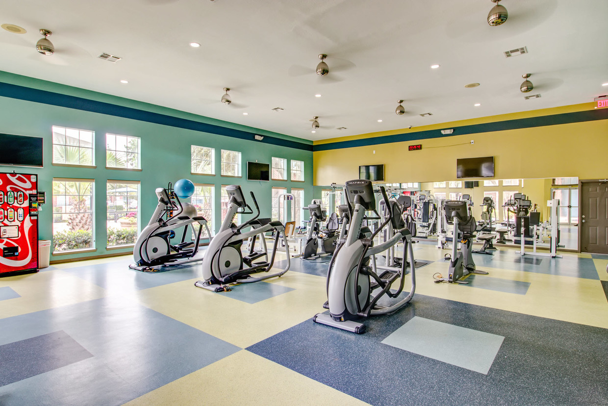Fitness Centre at IMT at the Medical Center Apartment