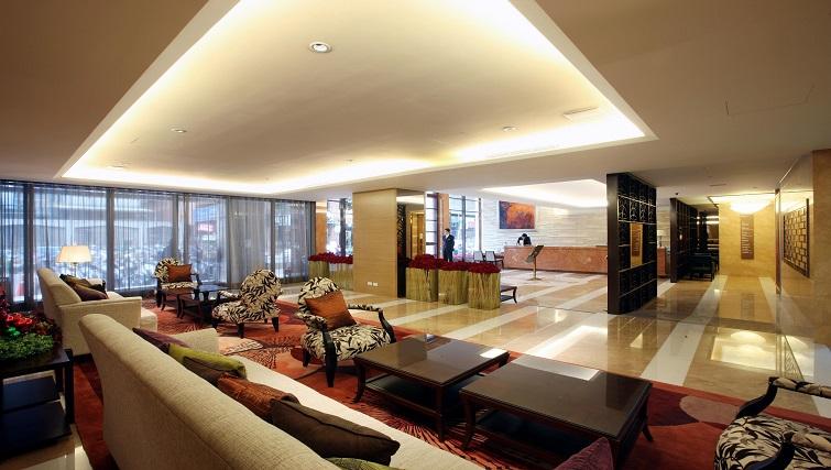 Lobby at CK Serviced Apartments