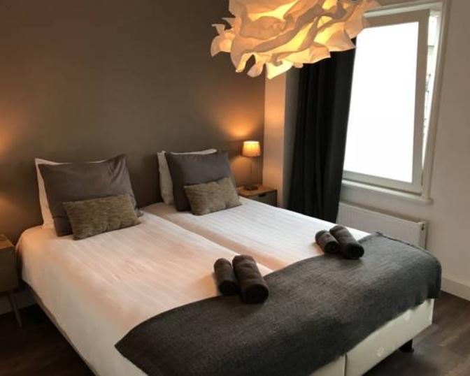 Bedroom at Arnhem Apartment