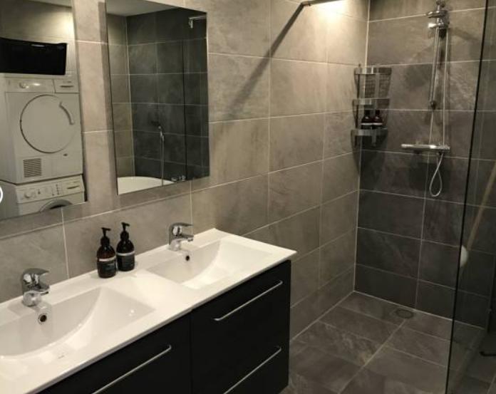 Bathroom at Arnhem Apartment