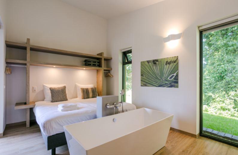 Bedroom at Gooilanden Lodges