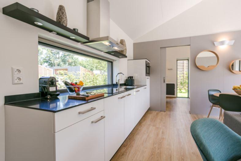 Kitchen at Gooilanden Lodges