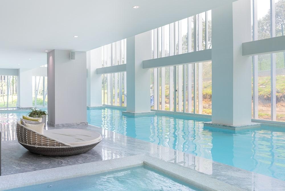 Pool at Paradox Apartment