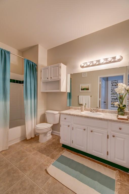 Bathroom at Crowne at Grandview Apartment