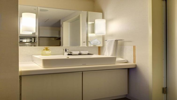 Bathroom at Citadines Shinjuku Apartments