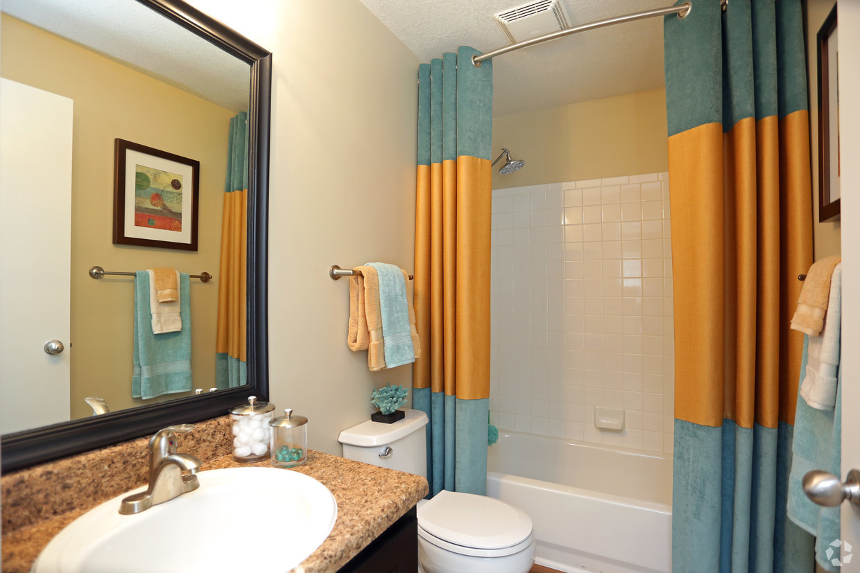 Bathroom at 150 Summit Serviced Apartment