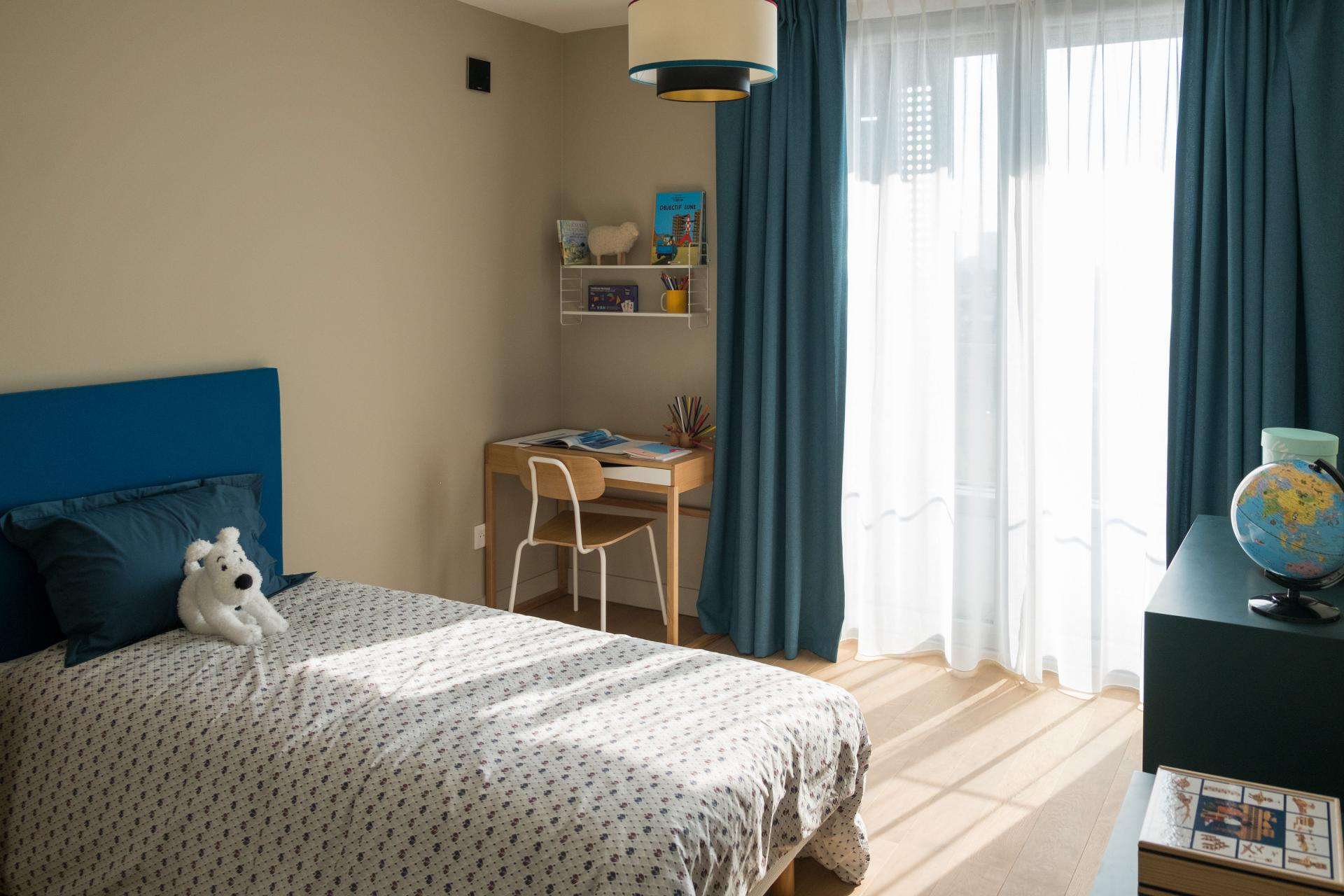 Kids room at Residence Paris Auteuil