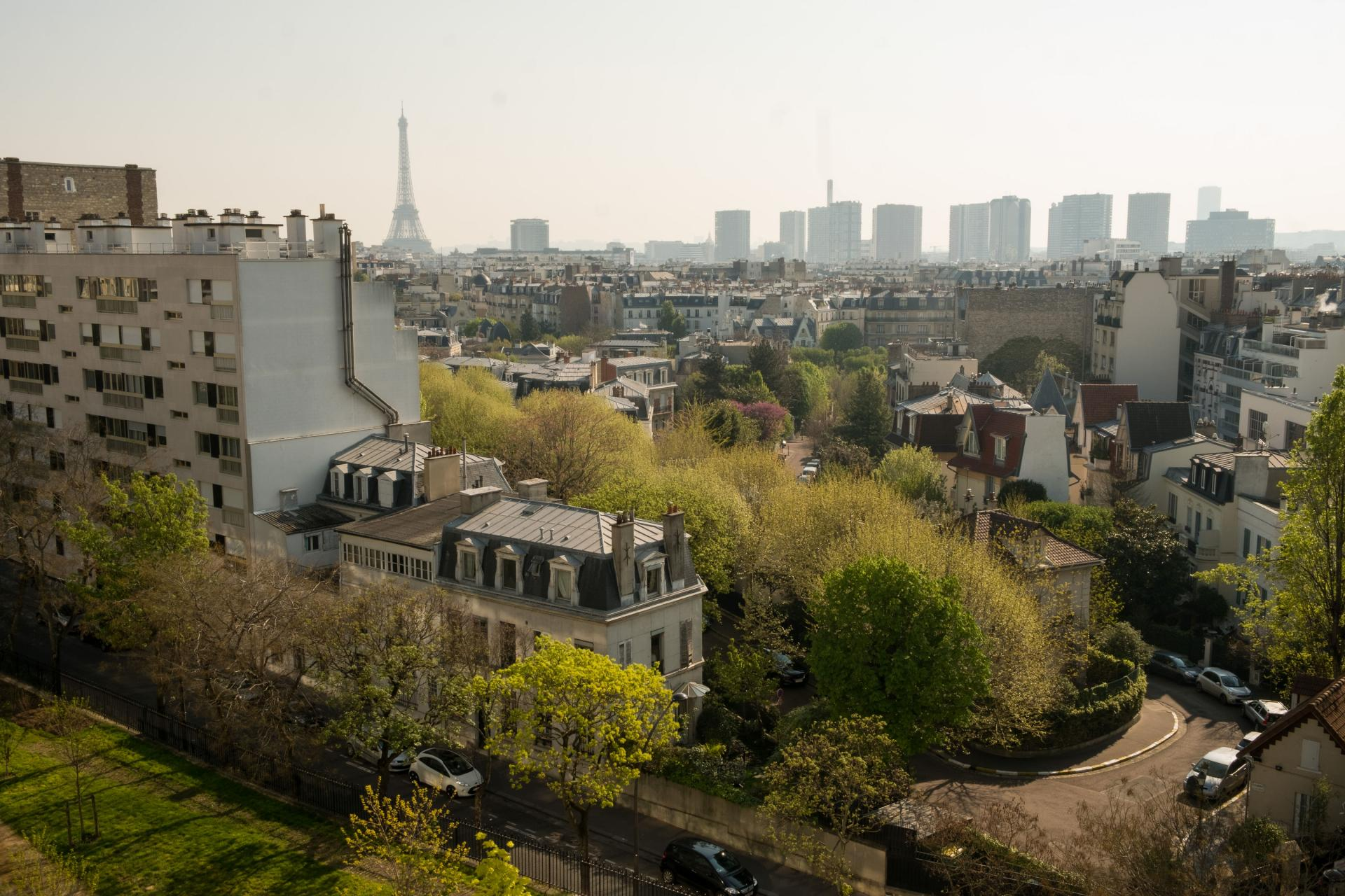 View at Residence Paris Auteuil