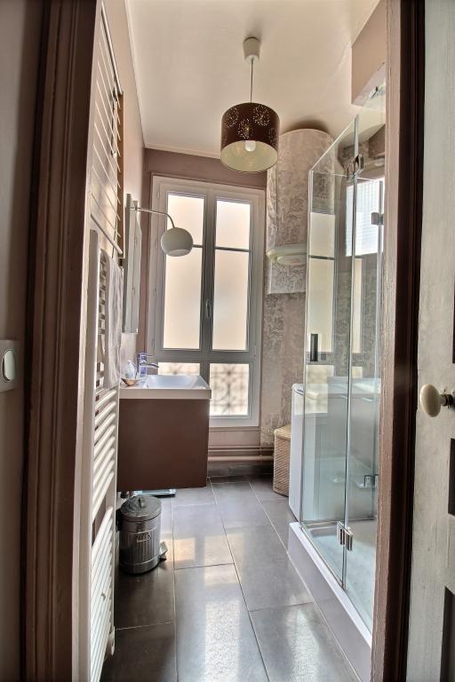 Bathroom at Cozy Gramme Apartment, 15th Arr, Paris