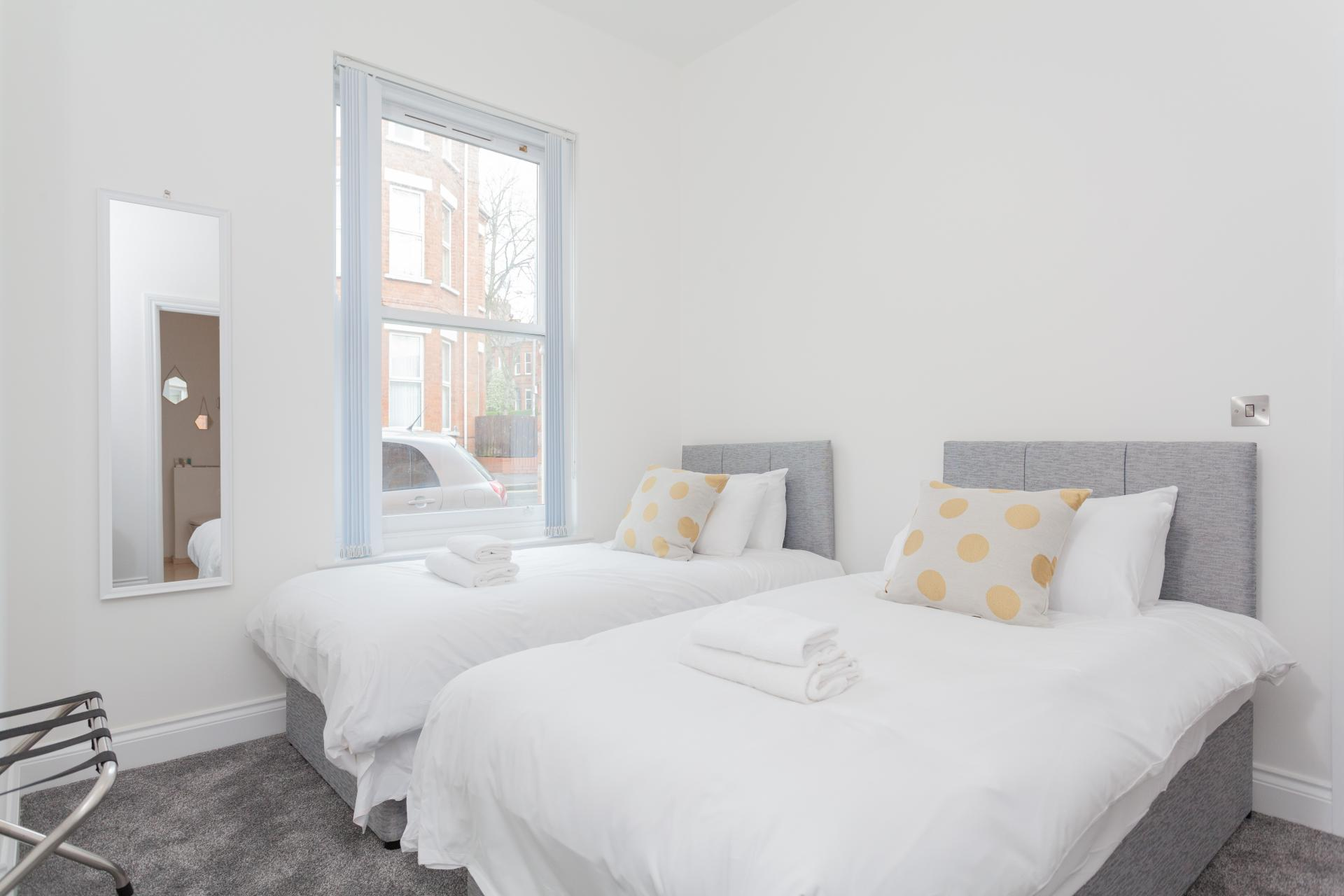 Bedroom at Haven Serviced Apartments