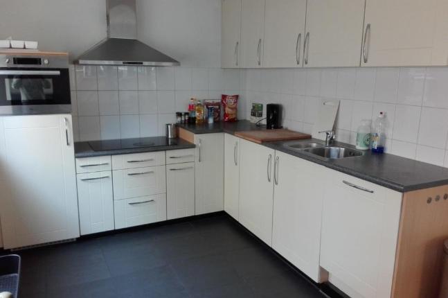 Kitchen at Business Korenstraat Apartment