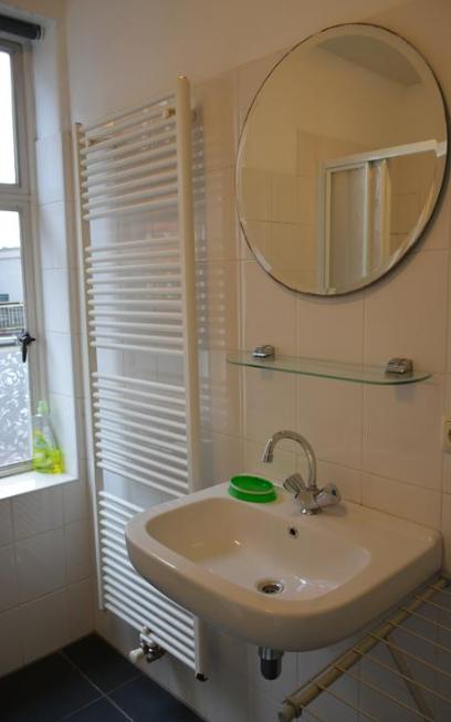 Bathroom at Business Korenstraat Apartment