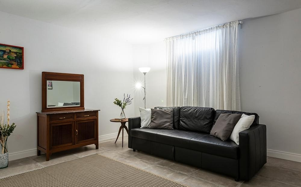 Living room at Fiordaliso Apartment