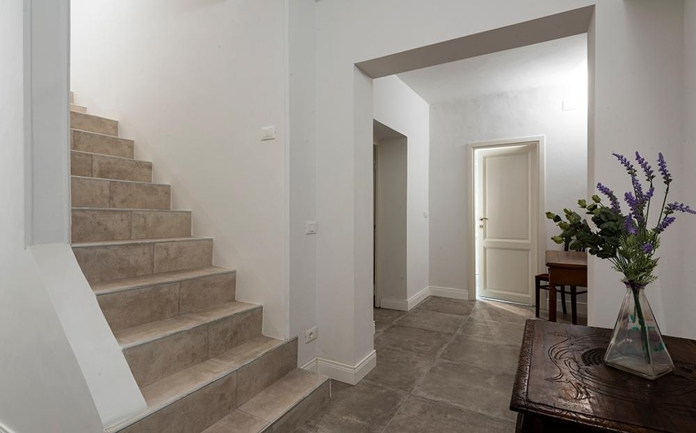 Stairs at Fiordaliso Apartment